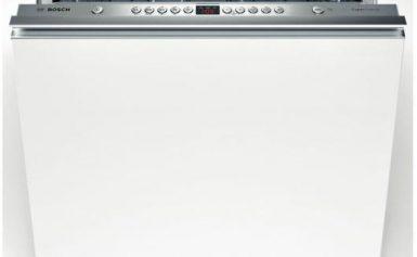 Masina de spalat vase incorporabila Bosch SMV53L80EU, 12 seturi cu 5 programe si 3 functii speciale, clasa A++