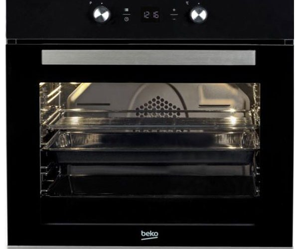Cuptor incorporabil Beko BIM25300XM, Electric, Multifunctional, 71 l, 8 Functii, Clasa A, Autocuratare catalitica