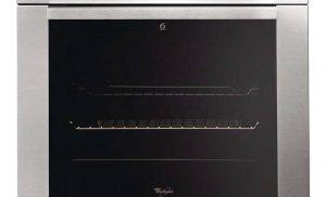 Cuptor incorporabil Whirlpool AKZM6520IX, Electric, 6th Sense, Autocuratare pirolitica, Clasa A, 73 l, Inox antiamprenta