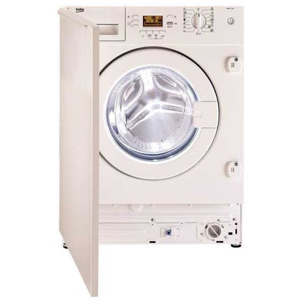 Masina de spalat rufe incorporabila Beko WMI71241, 7 kg, 1200 RPM, Clasa A+