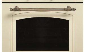 Hansa BOEW68120090, un cuptor incorporabil rustic
