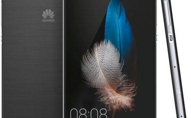 Telefon mobil Huawei P8 Lite, Dual Sim, 16 GB, 4G, Black