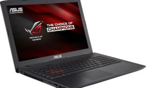 Laptop Gaming ASUS ROG GL552V cu procesor Intel® Core™ i7-6700HQ 2.60GHz