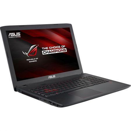 Laptop Gaming ASUS ROG GL552V cu procesor Intel® Core™ i7-6700HQ 2.60GHz