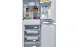 Combina frigorifica Indesit CAA 55, 234 l, Clasa A+, 174 cm, Alb