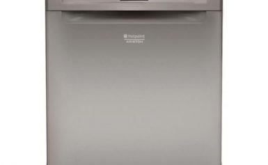 Masina de spalat vase Hotpoint LFF8M121CX, 14 seturi, 8 programe, Clasa A++, Inox