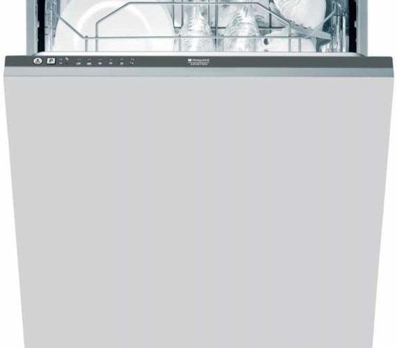 Masina de spalat vase incorporabila Hotpoint LTB6B019C, 13 seturi, 6 programe, 60 cm, Clasa A+