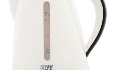 Fierbator Star-Light DK 141, 2200 W, 1.7 l – Ieftin si Practic