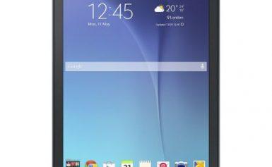 Tableta Samsung Galaxy Tab E T560, 9.6″, Quad-Core 1.3 GHz, 1.5GB RAM, 8GB, Black