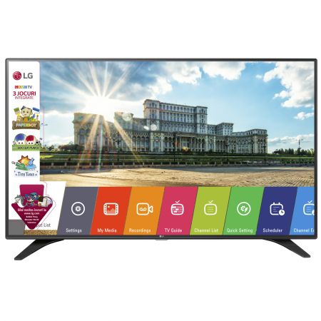 Televizor LED Game TV LG 32LH530V, 80 cm, Full HD