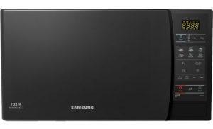 Cuptor cu microunde Samsung GW731K-B, 20 l, 750 W, Grill, Digital, Negru