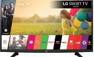 Televizor LED Smart LG 32LH570U, 80 cm, HD