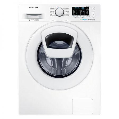 Masina de spalat rufe Samsung Add-Wash WW70K5210XW/LE, 7 kg, 1200 RPM, A+++, 60 cm, Alb