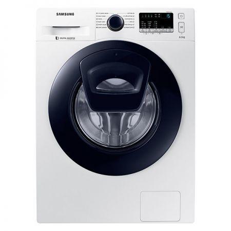 Masina de spalat rufe Samsung Add-Wash WW80K44305W/LE, 8 kg, 1400 RPM, A+++, 60 cm, Alb