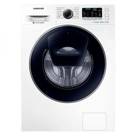 Masina de spalat rufe Samsung Add-Wash WW80K5210VW/LE, 8 kg, 1200 RPM, A+++, 60 cm, Alb