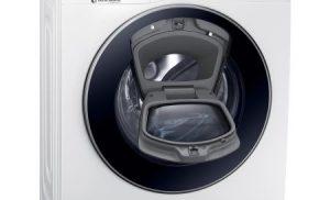 Masina de spalat rufe Samsung Eco Bubble AddWash WW70K5210UW/LE, 1200 RPM, 7 kg, Inverter, Clasa A+++, Alb