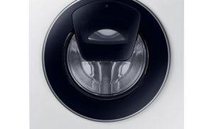 Masina de spalat rufe Samsung Eco Bubble AddWash WW80K5410UW/LE,1400 RPM, 8 kg, Inverter, Clasa A+++, Alb