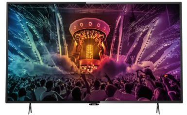 Televizor LED Smart Philips 55PUH6101/88, 139 cm, 4K Ultra HD