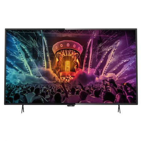 Televizor LED Smart Philips 55PUH6101/88