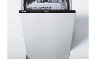Masina de spalat vase incorporabila Whirlpool ADG 201, 10 seturi, 6 programe, Clasa A+ ,45 cm