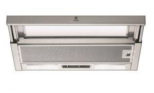 Hota incorporabila telescopica Electrolux EFP6440X, Putere de absorbtie 384 mc/h, 2 Motoare, 60 cm, Inox