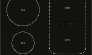 Plita incorporabila Whirlpool ACM 816 BA, Inductie, 4 Zone de gatit, Touch Control, Sticla neagra