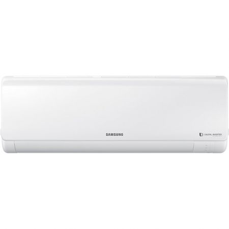 Aparat de aer conditionat Samsung AR09KSFHBWKNZE, 9000 BTU, Clasa A++, Filtru HD antibacterian, Fast Cool, Auto Restart, Alb