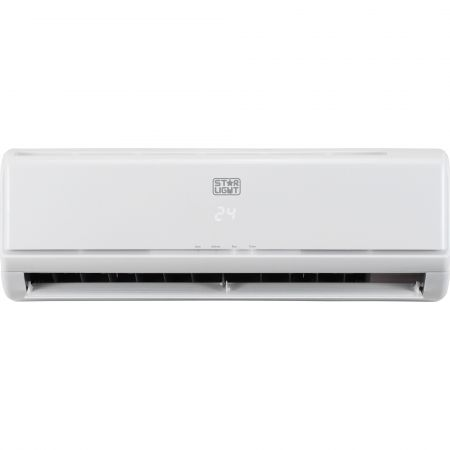 Aparat de aer conditionat Star-Light ACM-09BIN, Inverter, 9000 BTU, Clasa A++, Display, Alb, Kit instalare inclus