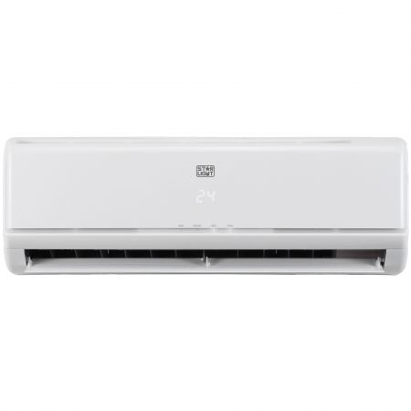 Aparat de aer conditionat Star-Light ACM-12BIN, Inverter, 12000 BTU, Clasa A++, Display, Alb, Kit instalare inclus