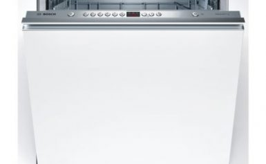 Masina de spalat vase incorporabila Bosch SMV46AX00E, 12 seturi, 6 programe, Clasa A+, 60 cm