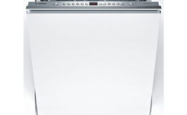 Masina de spalat vase incorporabila Bosch SMV46CX01E, 13 seturi, 6 programe, Clasa A+++, 60 cm