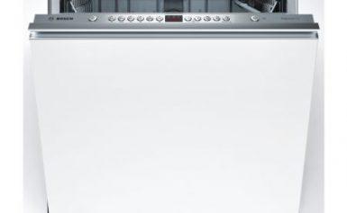 Masina de spalat vase incorporabila Bosch SMV46KX00E, 13 seturi, 6 programe, Clasa A++, 60 cm