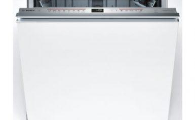 Masina de spalat vase incorporabila Bosch SMV68MD02E, 14 seturi, 8 programe, Clasa A++, 60 cm