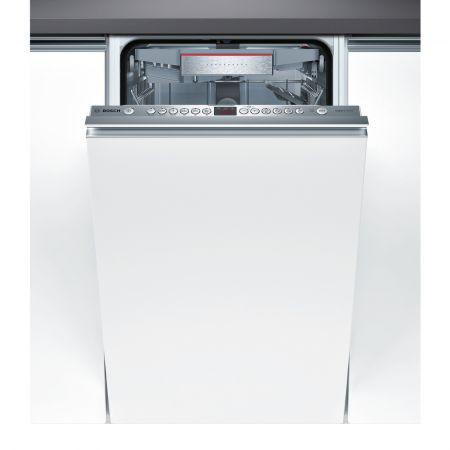 Masina de spalat vase incorporabila Bosch SPV69T80EU, 10 seturi, 6 programe, Clasa A+++, 45 cm