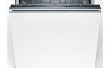 Masina de spalat vase incorporabila Bosch SMV24AX00E, 12 seturi, 4 programe, Clasa A+, 60 cm