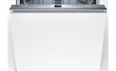 Masina de spalat vase incorporabila Bosch SMV68IX00E 13 seturi, 8 programe, Clasa A+++, 60 cm