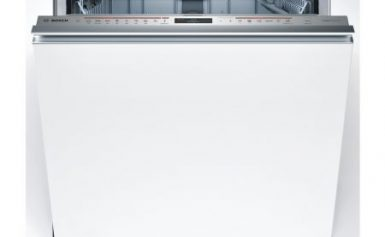 Masina de spalat vase incorporabila Bosch SMV68IX01E, 13 seturi, 8 programe, Clasa A+++, 60 cm