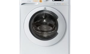 Masina de spalat cu uscator Indesit Innex XWDE 861480X, 1400 RPM, Spalare 8 kg, Uscare 6 kg, Clasa A, 16 Programe, Alb