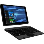 Laptop 2 in 1 Allview Wi901N cu procesor Intel® Atom™ Quad Core Z3735F 1.33 GHz, 8.9″, IPS, Touchscreen, 2GB, 32GB, Microsoft Windows 10, Black