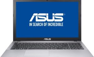 Laptop ASUS A550VX-XX286D cu procesor Intel® Core™ i5-6300HQ 2.30GHz, Skylake™, 15.6″, 4GB, 1TB, DVD-RW, nVIDIA® GeForce® GTX 950M 2GB, Free DOS, Blue Gray