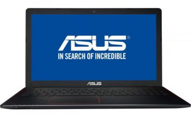 Laptop ASUS R510VX-DM151D cu procesor Intel® Core™ i7-6700HQ 2.60GHz, Skylake™, 15.6″, Full HD, 8GB, 1TB, DVD-RW, nVIDIA GeForce GTX 950M 4GB, Free DOS, Glossy Black