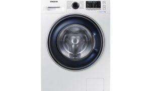 Masina de spalat rufe Samsung WW70J5345FW/LE, EcoBuuble, 7 kg, 1200 RPM, Clasa A+++, 60 cm, Alb