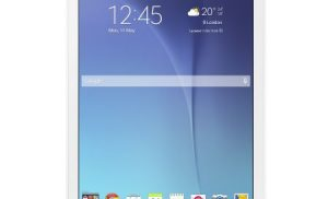 Tableta Samsung Galaxy Tab E T561, 9.6″, Quad-Core 1.3 GHz, 1.5GB RAM, 8GB, 3G, White