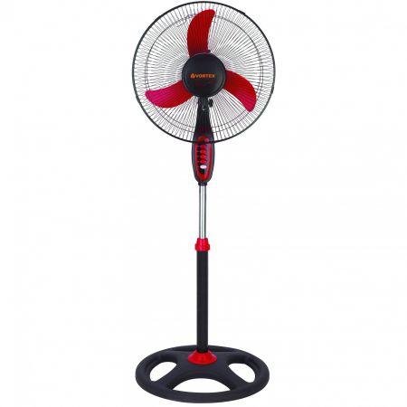 Ventilator cu picior Vortex FS40-A25, 40 W, 3 trepte de viteza