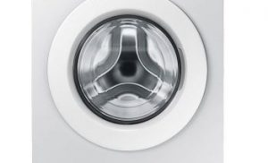Masina de spalat rufe Samsung WW80J5345MW/LE, EcoBubble, 8 kg, 1200 RPM, Clasa A+++, 60 cm, Alb
