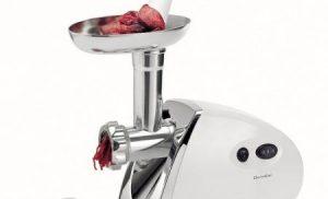 Masina de tocat carne DomoClip DOM267, 450 W,Alb/Gri