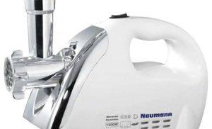 Masina de tocat carne Naumann NM-120, 1500 W, 1.5 kg/min