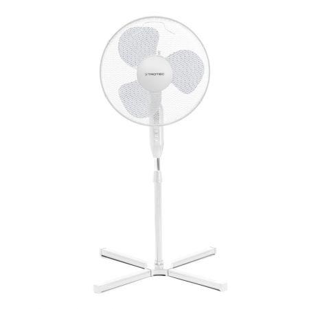 Ventilator de aer Trotec TVE 15 S, 3 trepte ventilare, consum redus 40W, Oscilatie 80°,
