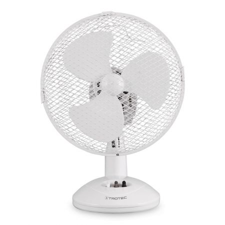 Ventilator de aer Trotec TVE 9, Doua trepte, Consum 30W, Oscilarea automata in 90°
