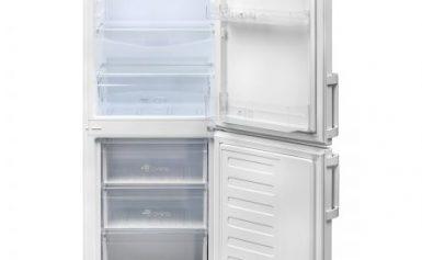 Combina frigorifica Arctic AK54240+, 229 l, Clasa A+, H 152.5 cm, Alb